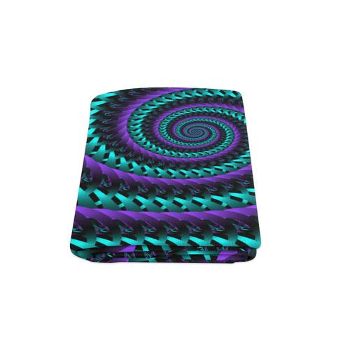 """Weave & Weft Blanket 58""""x80"""""""