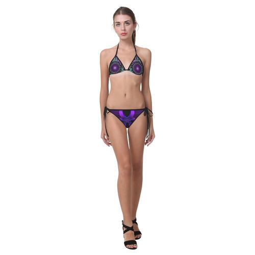 Fractalicious Custom Bikini Swimsuit (Model S01)