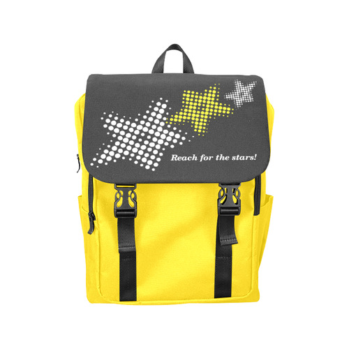 Reach For The Stars! Casual Shoulders Backpack (Model 1623)