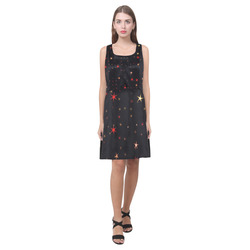 Awesome allover Stars 02B by FeelGood Hebe Casual Sundress (Model D11)