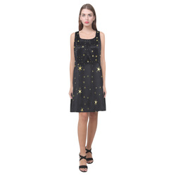 Awesome allover Stars 02A by FeelGood Hebe Casual Sundress (Model D11)