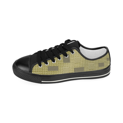 LUXURY Women's Classic Canvas Shoes (Model 018)