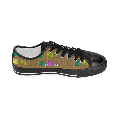 LUXURY Women's Classic Canvas Shoes (Model 018)