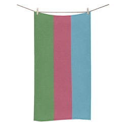 "Hippie Stripes Bath Towel 30""x56"""