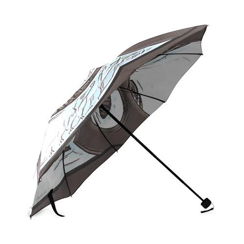 ANONYMOUS Foldable Umbrella (Model U01)