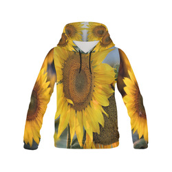 SNNYZEEZ All Over Print Hoodie for Women (USA Size) (Model H13)