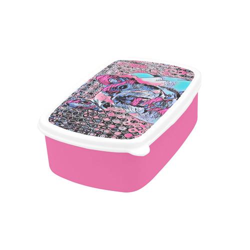 FRENCH BULLDOG PINK Children's Lunch Box