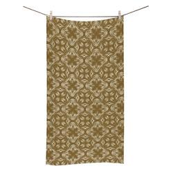 "Brown Shadows Bath Towel 30""x56"""