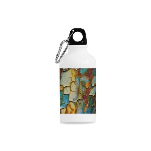 Rusty texture Cazorla Sports Bottle(13.5OZ)