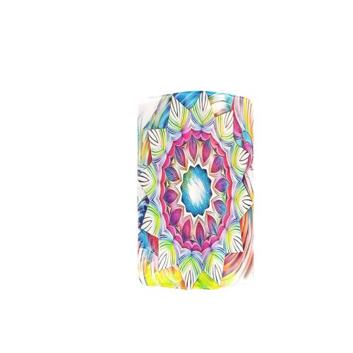 Sunshine Feeling Mandala Women's Clutch Wallet (Model 1637)