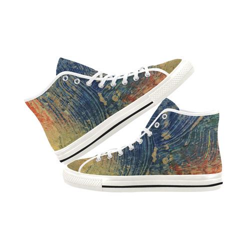3 colors paint Vancouver H Men's Canvas Shoes/Large (1013-1)