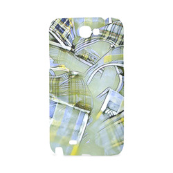 another modern moment, yellow by FeelGood Hard Case for Samsung Galaxy Note 2