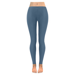 Blue Bayoux Low Rise Leggings (Invisible Stitch) (Model L05)