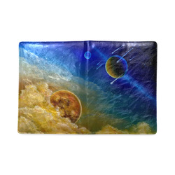 Cosmic Illumination Custom NoteBook B5