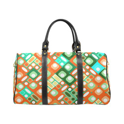 pattern factory 32C by JamColors New Waterproof Travel Bag/Small (Model 1639)