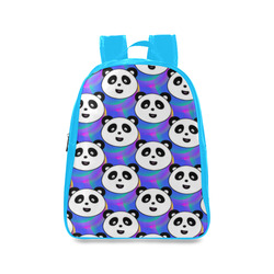 Panda Party! School Backpack/Large (Model 1601)