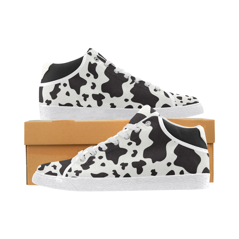 """Camouflage """"Bee"""" Men's Chukka Canvas Shoes (Model 003)"""