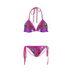 """With Love"" Collection Custom Bikini Swimsuit"