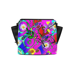"""""""With Love"""" Collection Satchel Bag (Model 1635)"""