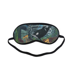 Amazing orcas Sleeping Mask