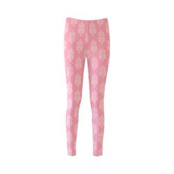 flamingo10 Cassandra Women's Leggings (Model L01)
