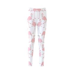 Flamingos Cassandra Women's Leggings (Model L01)