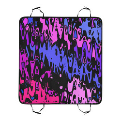 modern abstract 46B by JamColors New Pet Car Seat 55''x58''