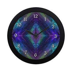 Dragon Skin Circular Plastic Wall clock