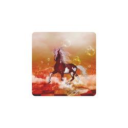 The wild horse Square Coaster