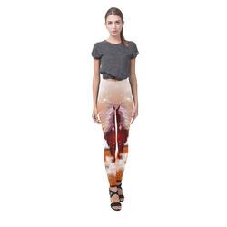 The wild horse Cassandra Women's Leggings (Model L01)