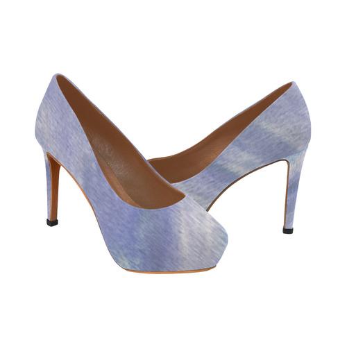 Touch the Ocean Women's High Heels (Model 044)