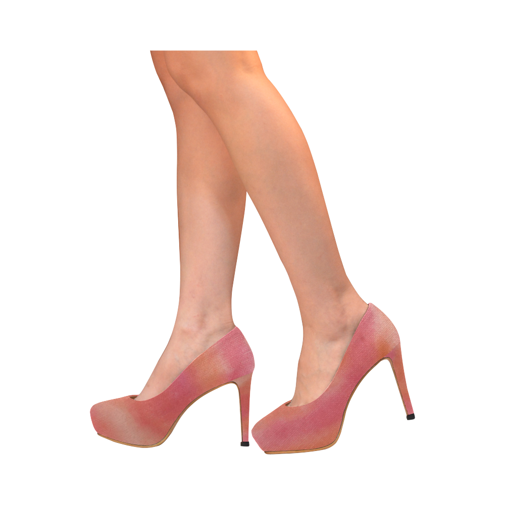 Poppy Song Women's High Heels (Model 044)