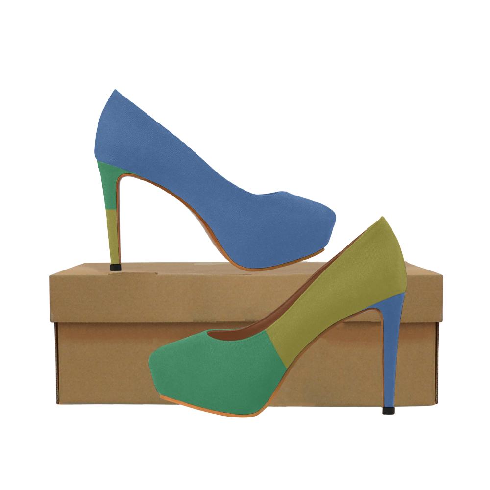 Seashore Women's High Heels (Model 044)