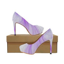flowerpetal Women's High Heels (Model 044)