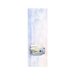 "Polar bear in the icy dawn Poster 12""x36"""