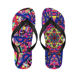 Thleudron Women's David Flip Flops for Men/Women (Model 040)