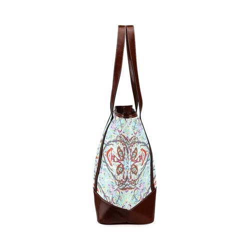 Thleudron Women's Chandelier Tote Handbag (Model 1642)