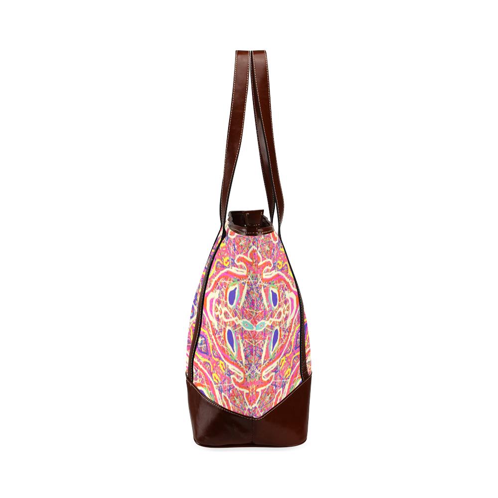 Thleudron Women's Venice Tote Handbag (Model 1642)