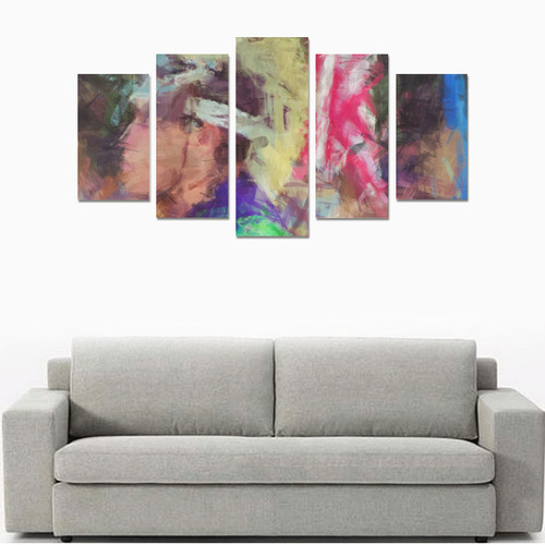 AMERICAN Canvas Print Sets A (No Frame)