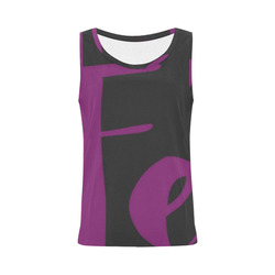 feactiva top2 All Over Print Tank Top for Women (Model T43)