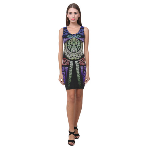 Concord Medea Vest Dress (Model D06)