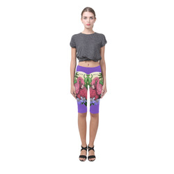 Flamingo Hestia Cropped Leggings (Model L03)