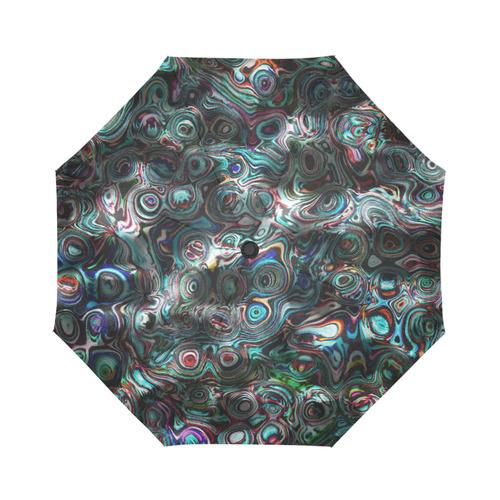 VanGogh Fur - Jera Nour Auto-Foldable Umbrella (Model U04)