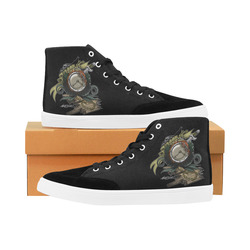 End Of Time Herdsman High Top Shoes for Women (Model 038)