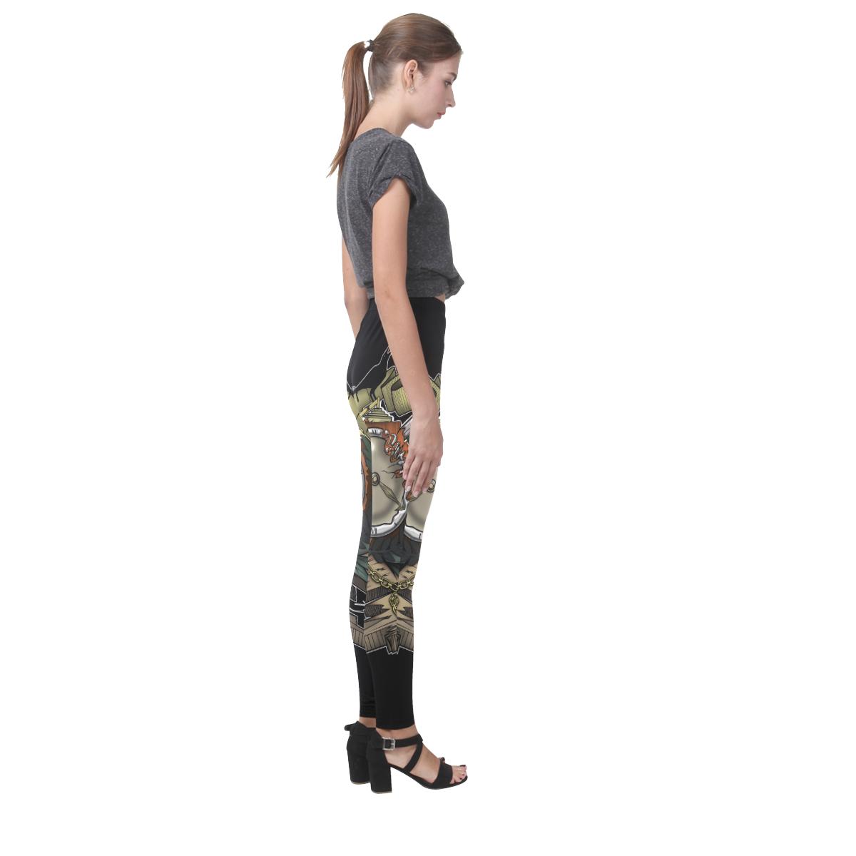 End Of Time Cassandra Women's Leggings (Model L01)