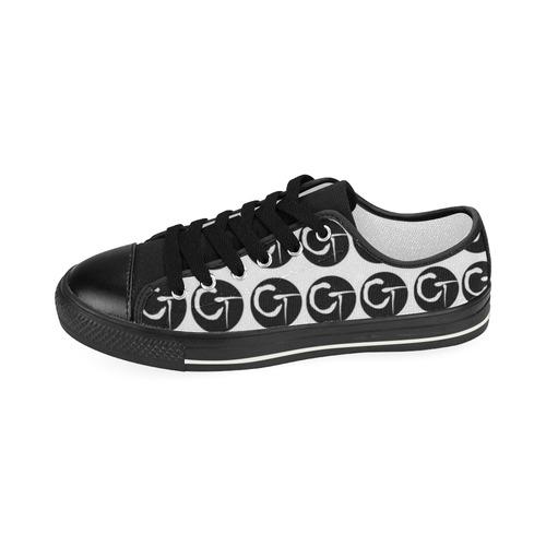 cts111 Women's Classic Canvas Shoes (Model 018)