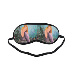 Mermaid Under The Sea Sleeping Mask
