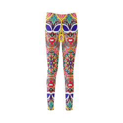 Thleudron Women's Cayman Cassandra Women's Leggings (Model L01)