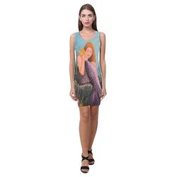 Mermaid Under The Sea Medea Vest Dress (Model D06)