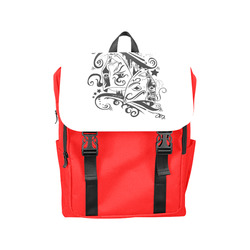Zodiac - Gemini Casual Shoulders Backpack (Model 1623)